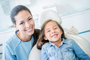 Your children's dentist in Newbury Park recommends plastic sealants.